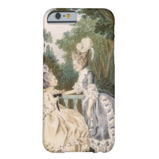 Ladies' Morning Dress, 1771 (colour engraving) Barely There iPhone 6 Case
