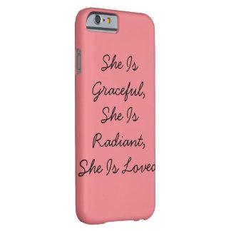 Ladies' Motivational iPhone 6/6s Case