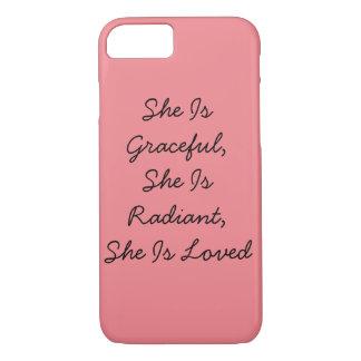Ladies' Motivational iPhone 7 Case