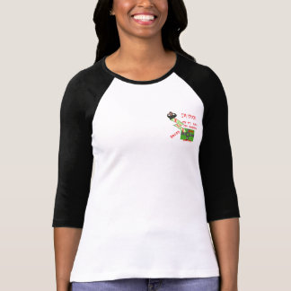 Ladies MS STUCK - round  & round! T-Shirt