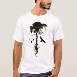Ladies Murdering Crows shirt