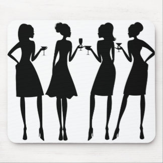 ***LADIES NIGHT OUT*** MOUSE PAD