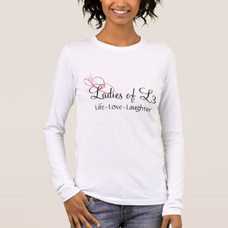 Ladies of L3 Long Sleeve Tshirt