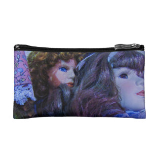 Ladies of Porcelain Makeup Bag