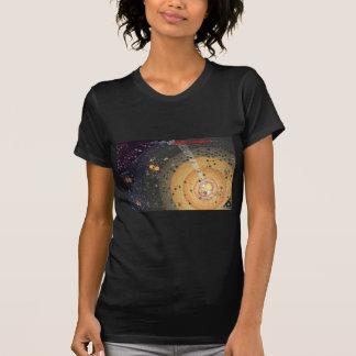 Ladies petite T High Frontier Colonization T Shirt