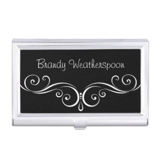 Ladies Professional Business Card Cases
