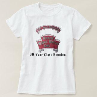 Ladies PSJA 30 Year Reunion T-Shirt