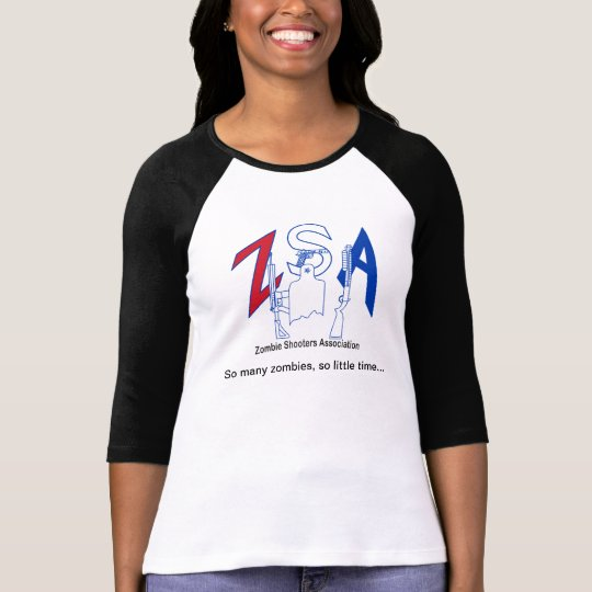 Ladies raglan T-shirt