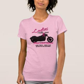 Ladies Ride Too - Motorcycle Awareness 2013 T-Shirt