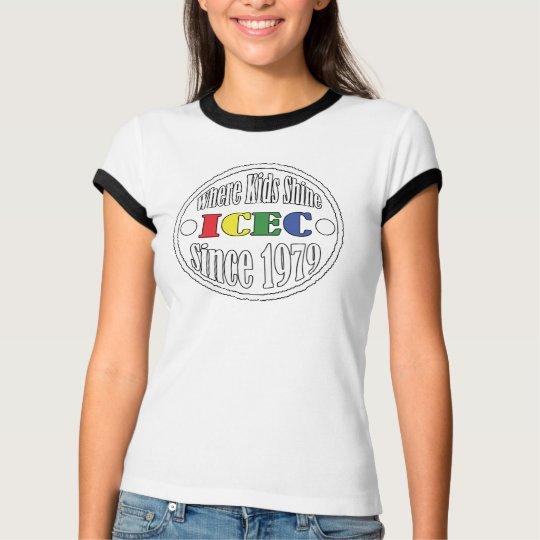 Ladies Ringer T-Shirt  Where Kids Shine