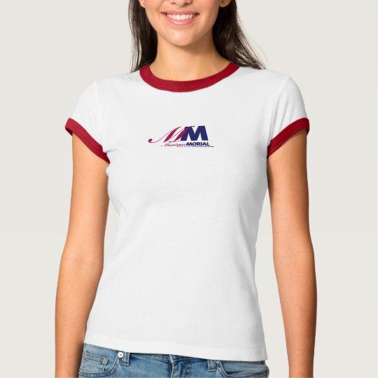 Ladies Ringer T T-Shirt