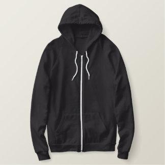 Ladies Sherpa Lined Zip Hoodie
