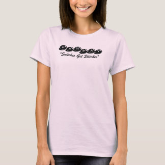Ladies Spaghetti Strap T-Shirt