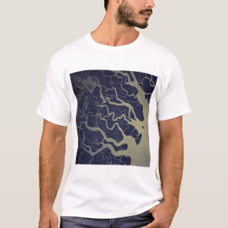 Ladies T / Ganges River Delta / India T-Shirt