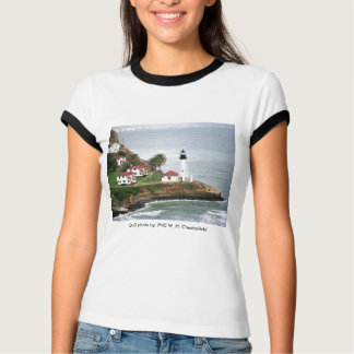 Ladies T / Point Loma Lighthouse T Shirt