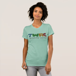 Ladies t-shirt with logo