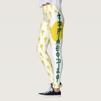 Ladies Tae Kwon Do Legging