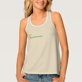 Ladies Tank Top - Beige