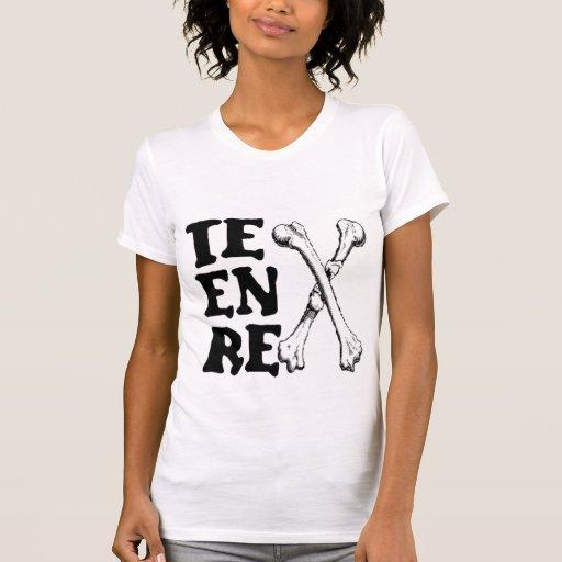 Ladies TEen Rex shirt