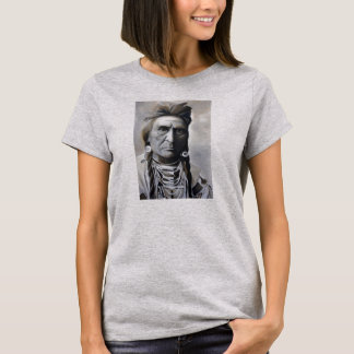 Ladies Tribal Indian Chief T-Shirt