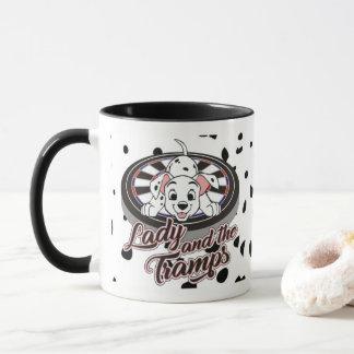 Ladies, Triples And Tramps Darts Team Mug