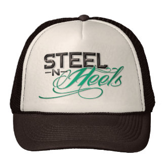 Ladies Trucker Hat - Steel N Heels