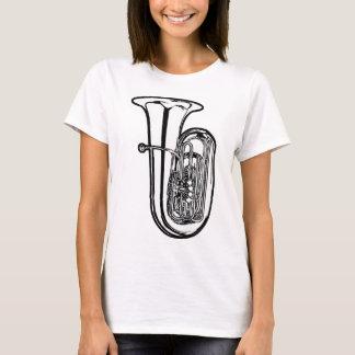 Ladies Tuba T-shirt