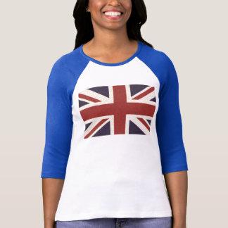 Ladies Union Jack Shirt