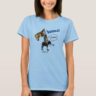 Ladies VAMOS! España!  No.7 T-Shirt