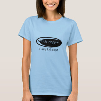 Ladies' Westie Hopper T-Shirt
