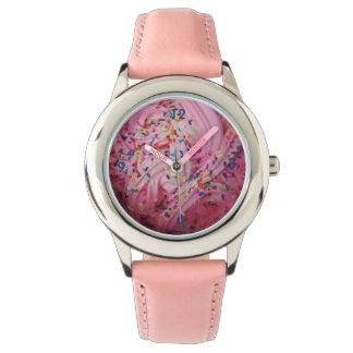 Ladies Wrist Watch PINK