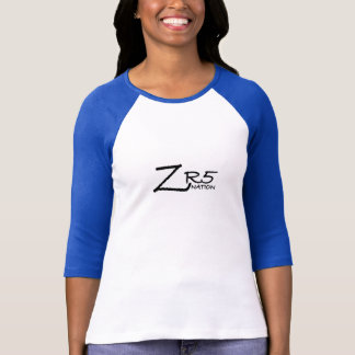 Ladies ZR5 3/4 Shirt