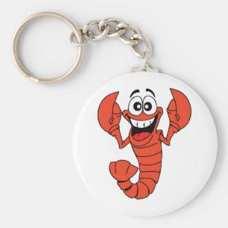 Ladlow the Lobster Keychain
