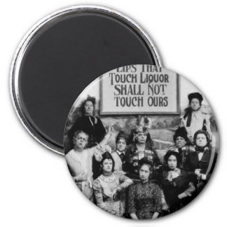 Lady Abstainers Magnet