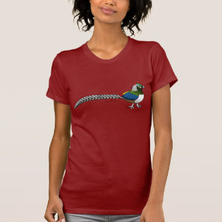 Lady Amherst's Pheasant T-Shirt