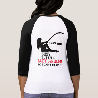 LADY ANGLER T-Shirt