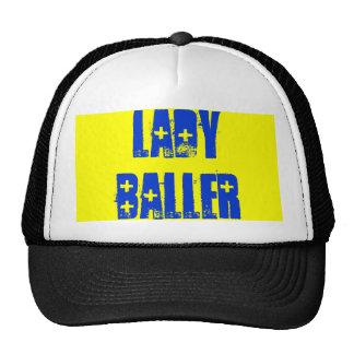 Lady Baller Mesh Hats