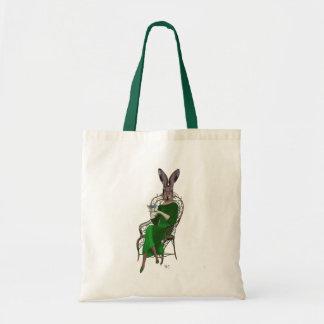 Lady Bella Rabbit Taking Tea 4