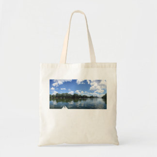 Lady Bird Lake Panorama - Austin - Texas Tote Bag