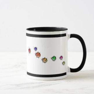lady bug 2 mug