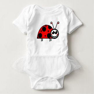 Lady Bug Baby Bodysuit