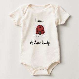 Lady Bug Baby Shirt