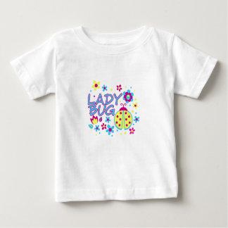 Lady bug design baby T-Shirt