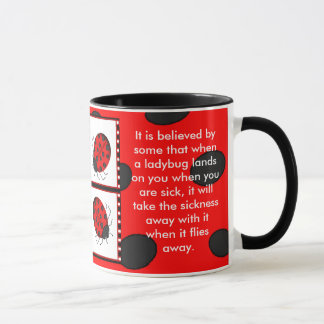 Lady Bug Legend Mug