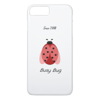 Lady Bug Mojo Iphone case