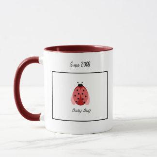 Lady Bug Mojo Mug
