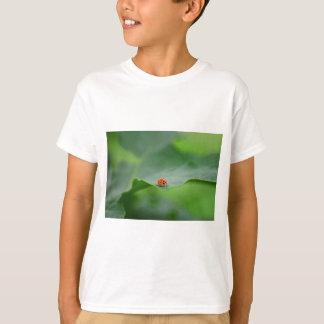 LADY BUG ON LEAF AUSTRALIA T-Shirt