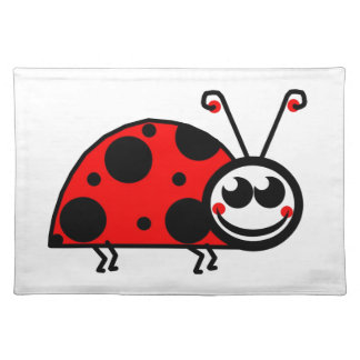 Lady Bug Placemat