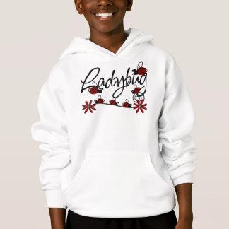 Lady Bug Sweatshirt for Kids