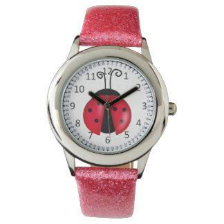 lady bug watch